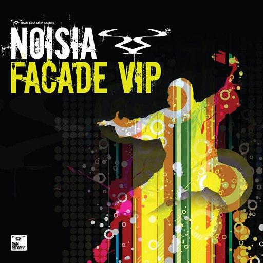 Noisia альбом Facade VIP / Skanka