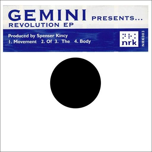Gemini альбом Revolution EP