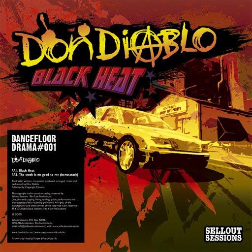 Don Diablo альбом Black Heat