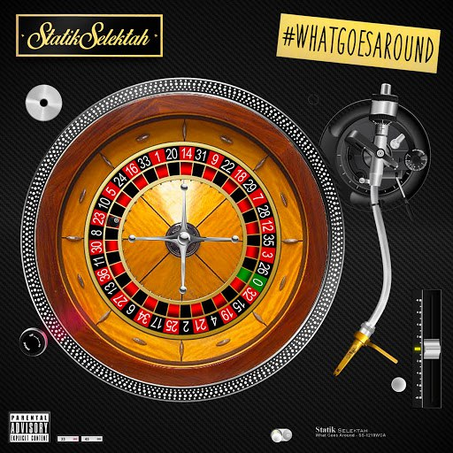 Statik Selektah альбом What Goes Around