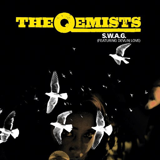 The Qemists альбом S.W.A.G. (Interface Mix)