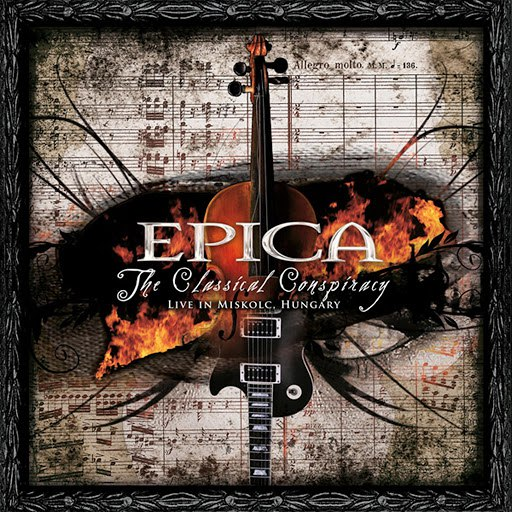 Epica альбом The Classical Conspiracy (Live in Miskolc)