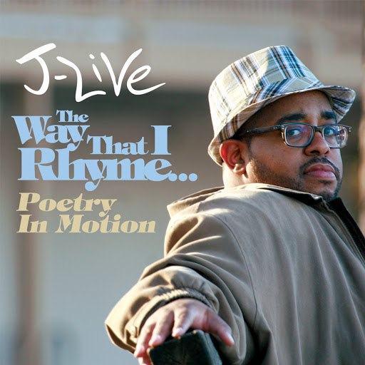 J-Live альбом The Way That I Rhyme