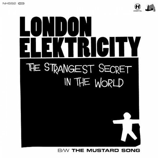 London Elektricity альбом The Strangest Secret in the World