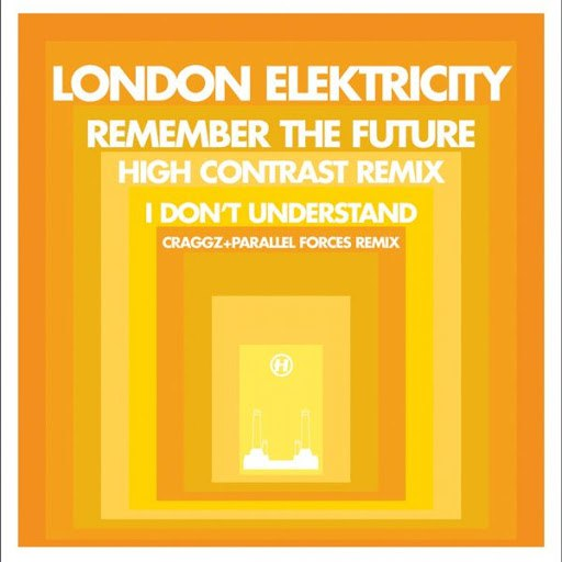 London Elektricity альбом Remember the Future (Remix)