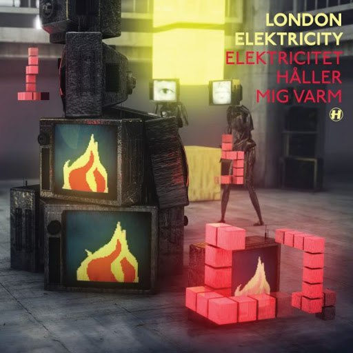 London Elektricity альбом Elektricitet Håller Mig Varm