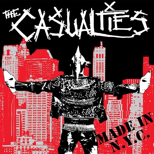 The Casualties альбом Made in N.Y.C.