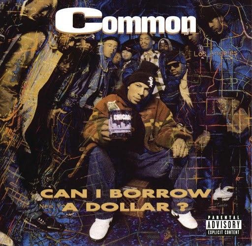 Common альбом Can I Borrow A Dollar?
