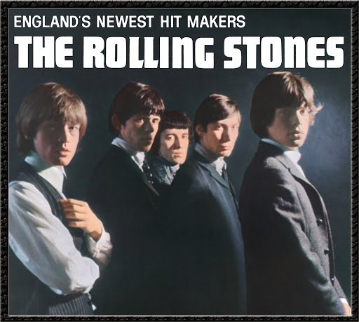 The Rolling Stones альбом England's Newest Hitmakers (Remastered)