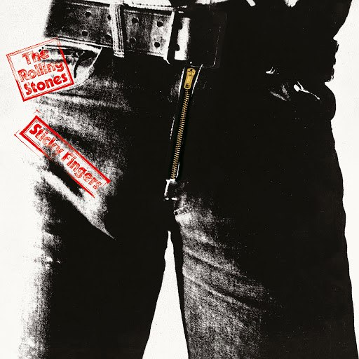 The Rolling Stones альбом Sticky Fingers (Super Deluxe)