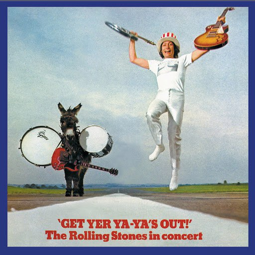 The Rolling Stones альбом Get Yer Ya-Ya's Out!