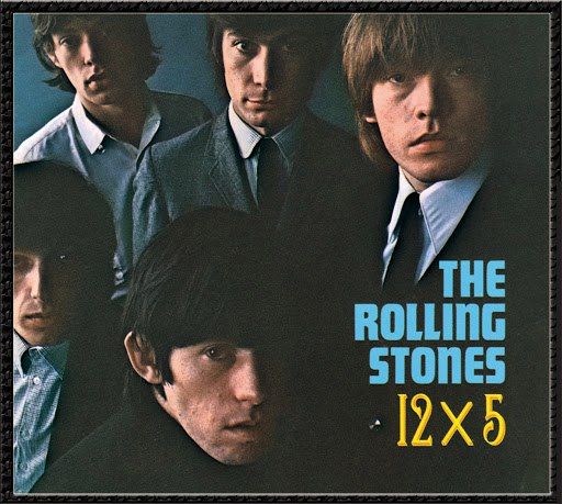 The Rolling Stones альбом 12 X 5