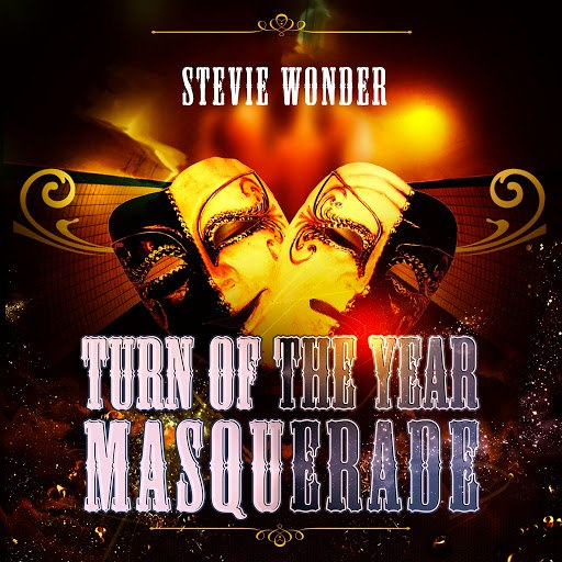 Stevie Wonder альбом Turn Of The Year Masquerade
