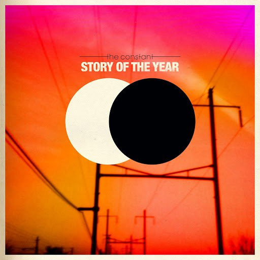 Story Of The Year альбом The Constant [Deluxe Edition]