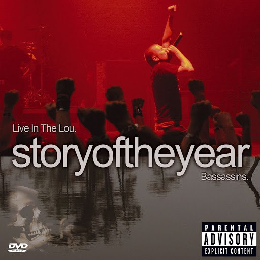Story Of The Year альбом Live In The Lou