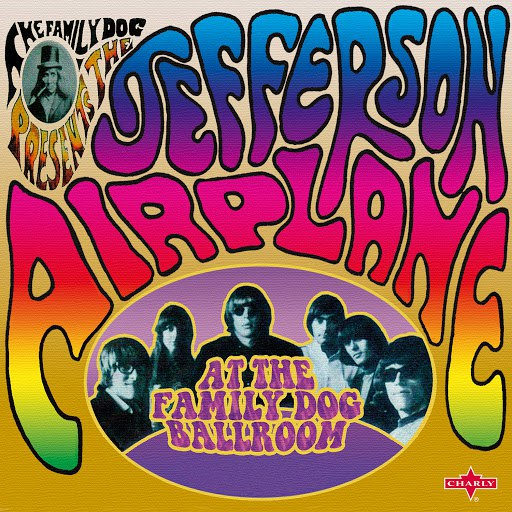 Jefferson Airplane альбом At the Family Dog Ballroom