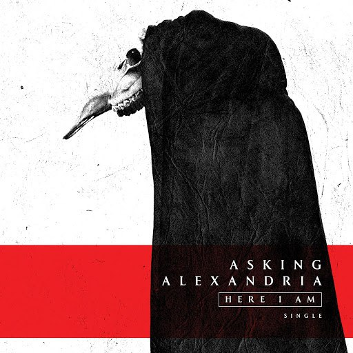 Asking Alexandria альбом Here I Am
