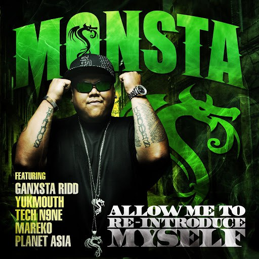 MONSTA альбом Allow Me to Re-Introduce Myself