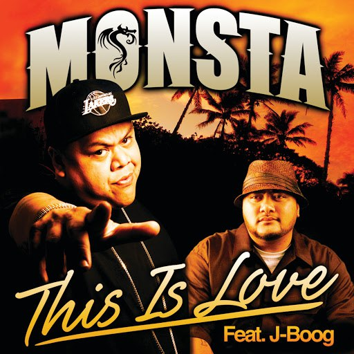 MONSTA альбом This Is Love