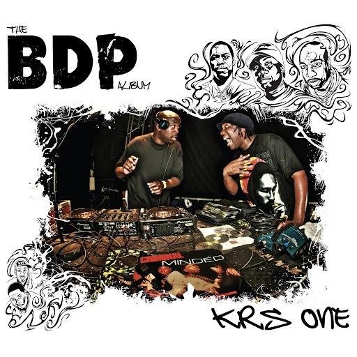 KRS-ONE альбом The B.D.P. Album (Special Edition)