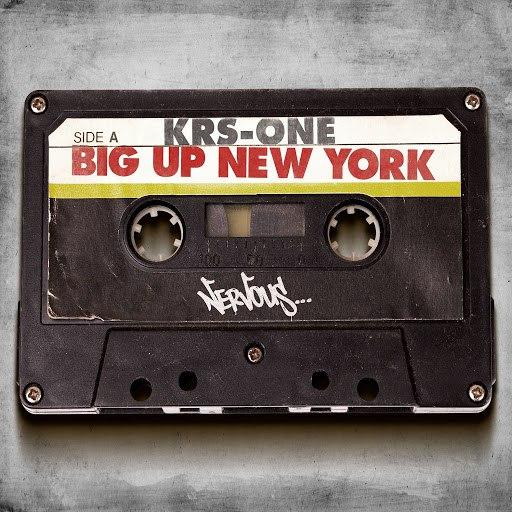 KRS-ONE альбом Big Up New York