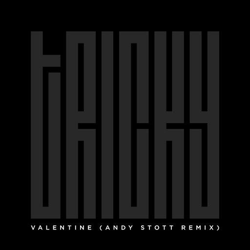 Tricky альбом Valentine (Andy Stott Remix)