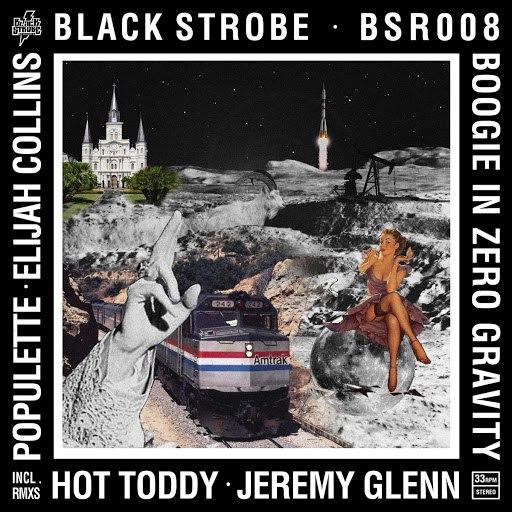 Black Strobe альбом Boogie In Zero Gravity