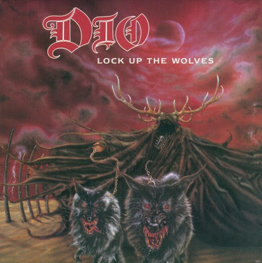 Dio альбом Lock Up The Wolves