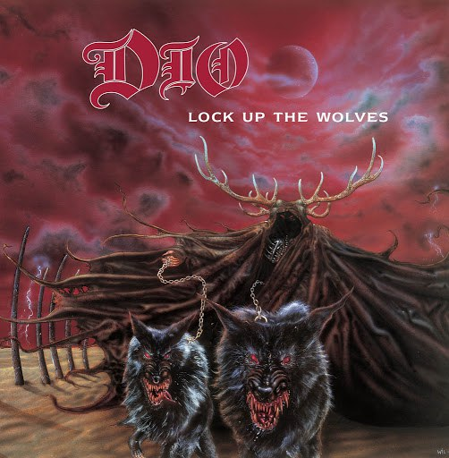 Dio альбом Lock Up The Wolves (Remastered)