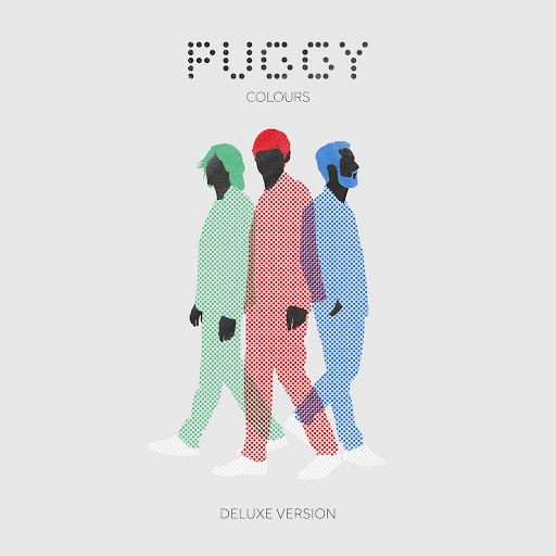 Puggy альбом Colours (Deluxe)