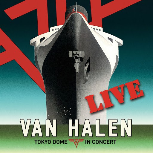 Van Halen альбом Runnin' With The Devil (Live at the Tokyo Dome June 21, 2013)