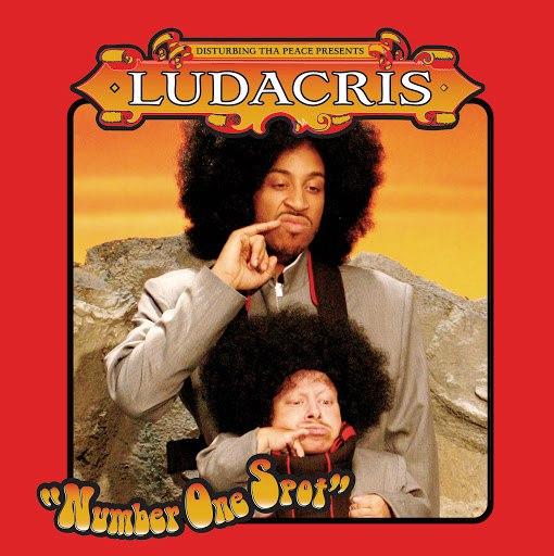 Ludacris альбом Number One Spot (int'l - 2 trk single)