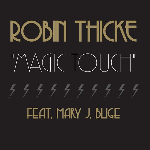 Robin Thicke альбом Magic Touch