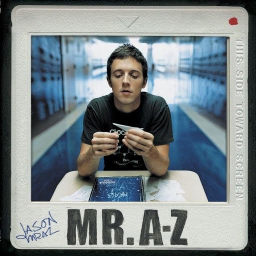 Jason Mraz альбом Mr. A-Z