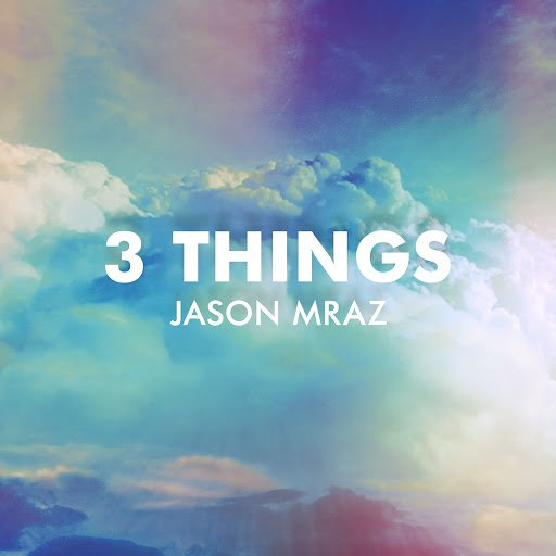 Jason Mraz альбом 3 Things