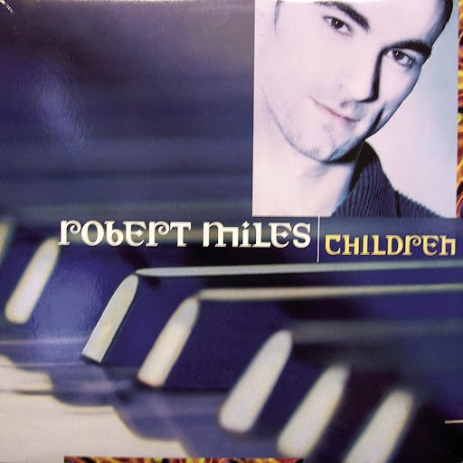 Robert Miles альбом Dance Vault Mixes - Children