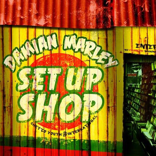 Damian Marley альбом Set Up Shop