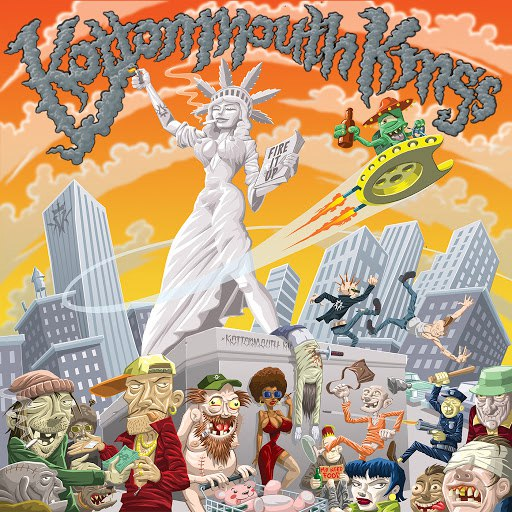 Kottonmouth Kings альбом Fire It Up