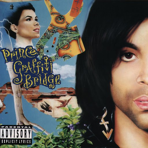 Prince альбом Music From Graffiti Bridge