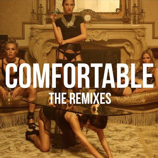 The Knocks альбом Comfortable (Oliver Nelson Remix) [feat. X Ambassadors]