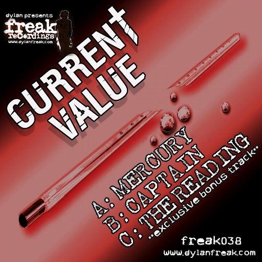 Current Value альбом A:Mercury B:Captain C:The Reading *Bonus Track*