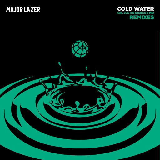 Major Lazer альбом Cold Water (Remixes)