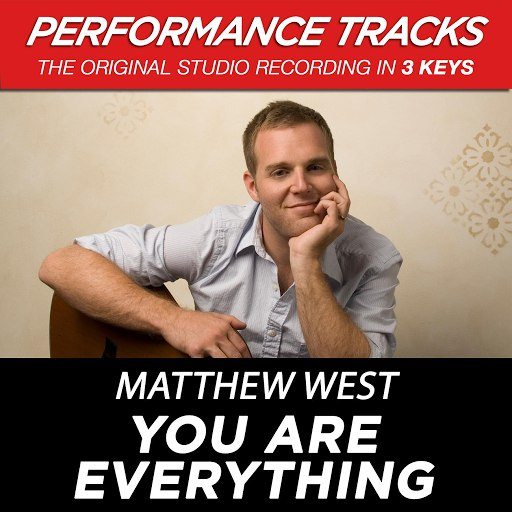 Matthew West альбом You Are Everything (Performance Tracks) - EP