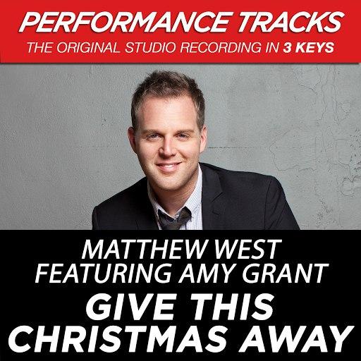Matthew West альбом Give This Christmas Away (Performance Tracks) - EP