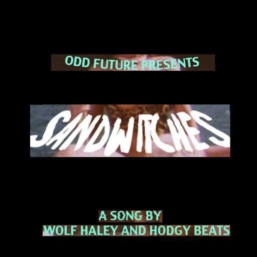 Hodgy Beats альбом Sandwitches