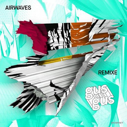 GusGus альбом Airwaves Remixe