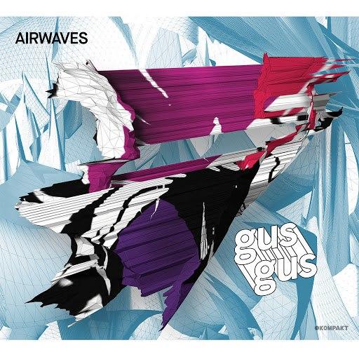 GusGus альбом Airwaves