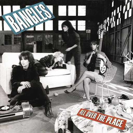 The Bangles альбом All Over the Place (Expanded Edition)