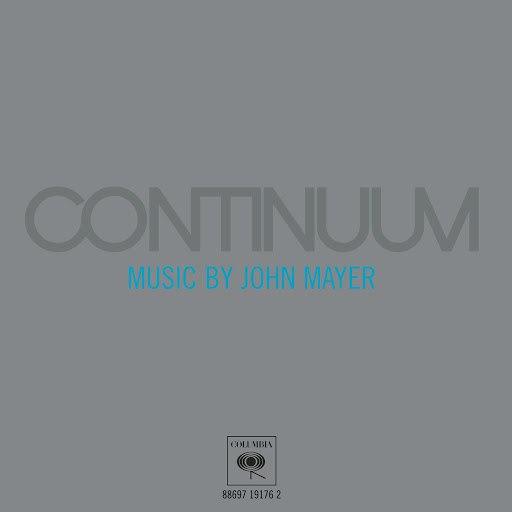 John Mayer альбом Continuum