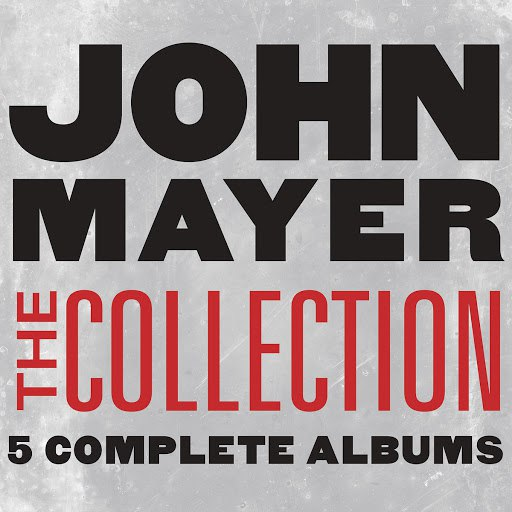 John Mayer альбом The Collection (5 Complete Albums)